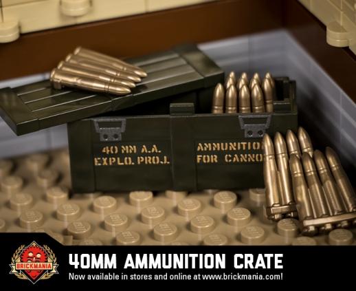 40mm Ammunition Crate