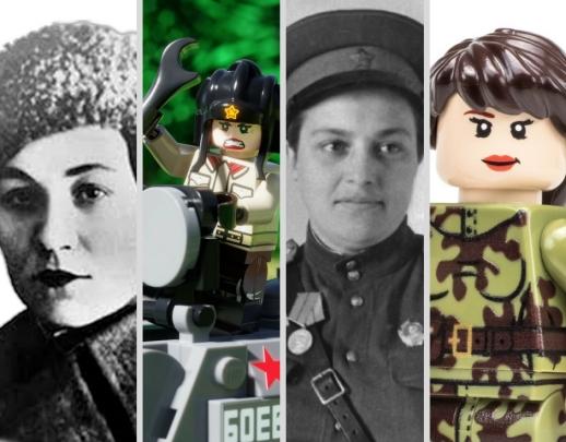 Building on the Past: Soviet Resolve in World War II