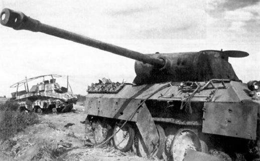 Building on the Past: Kursk and Heavy German Tanks