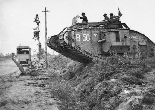 Mark V Tank - Amiens