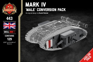 "Mark IV - ""Male"" Conversion Pack"