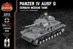 Panzer IV Ausf G - German Medium Tank
