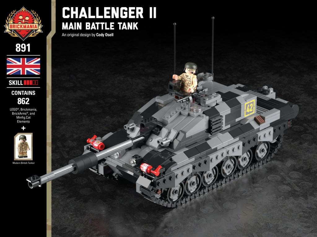 Challenger II - Main Battle Tank