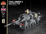 Challenger II – Main Battle Tank