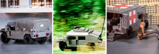 HMMWV 998 Add-Ons