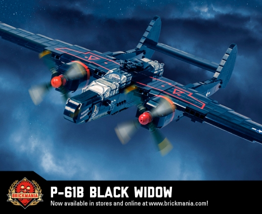 P-61B Black Widow - WII Night Fighter