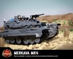 Merkava MK4 – Main BattleTank
