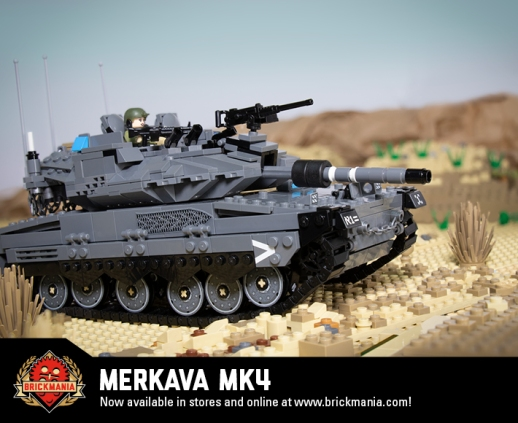 Merkava MK4 - Main Battle Tank