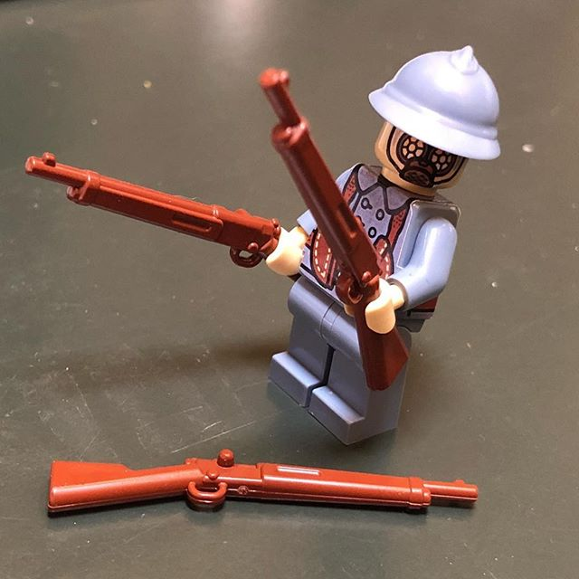 New Release: BrickArms Lebel 1886