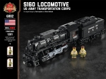 S160 Locomotive - US Army Transportation Corps