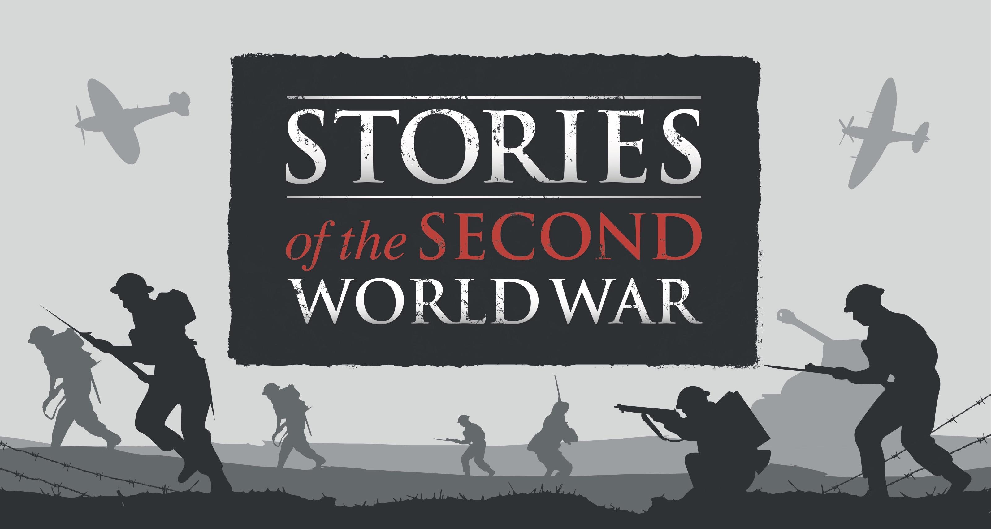 Stories of ww2 artwork header