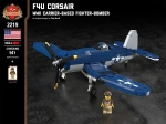 F4U Corsair - WWII Carrier-Based Fighter-Bomber