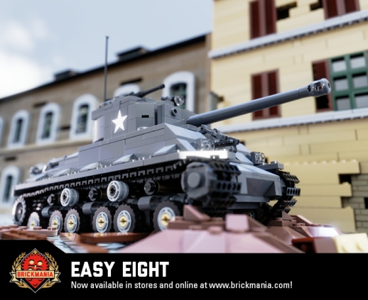 Easy Eight - M4A3E8 Sherman Tank