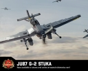 Ju87 G-2 Stuka - WWII Ground-Attack Aircraft