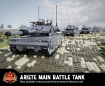 Ariete – Main BattleTank