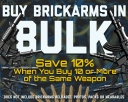 BrickArms Deal: Save 10% When You Buy 10 Or More Of The Same Weapon