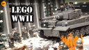 WWII Battle of Stalingrad in LEGO – Beyond the Brick