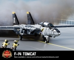 F-14 Tomcat – Supersonic Air SuperiorityInterceptor