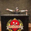 New backdrop for Brickmania TV!