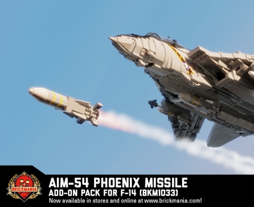AIM-54 Phoenix Missile - Pack for F-14