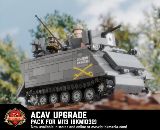 ACAV Upgrade - Pack for M113