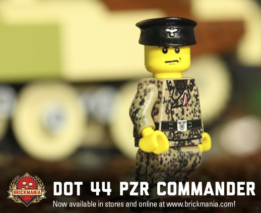 WWII German Dot-44 Panzer Commander