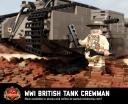 WWI British Tank Crewman