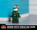 Modern South Korean DMZ Guard