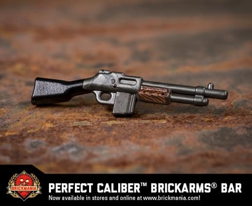 Perfect Caliber™ BrickArms® BAR