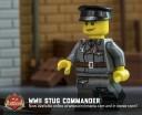 WWII StuG Commander