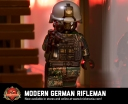 Modern German Rifleman