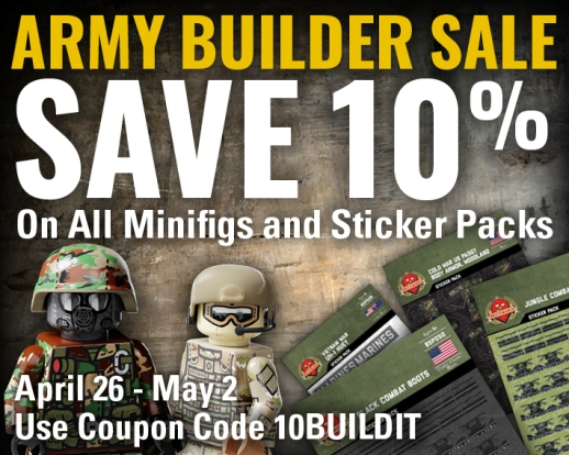 Army Builder Sale