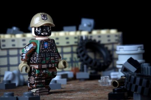 Modern US Marine Raider