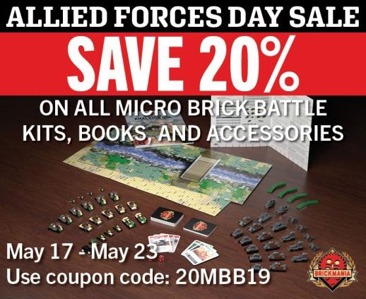 Allied Forces Day Sale