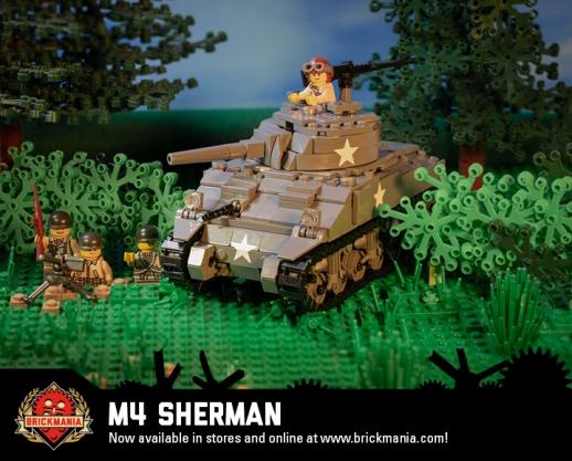 It's M4 Sherman Week!