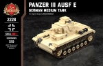 Panzer III Ausf. E - German Medium Tank