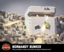 Normandy Bunker - German WWII Atlantic Wall Defensive Position