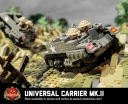 Universal Carrier Mk.II - Armoured Personnel Carrier