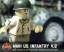 WWII US Infantryman V2