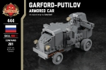 Garford-Putilov Armored Car