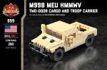 M998 MEU HMMWV