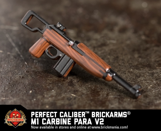 Brickmania Perfect Caliber™ BrickArms® M1 Carbine Para