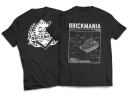 "Brickmania ""20 Years of Awesome"" 2019 T-Shirt"