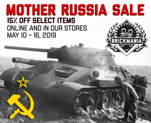 Mother Russia Mothers Day Sale