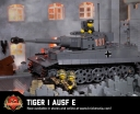 Tiger I Ausf E - German Heavy Tank