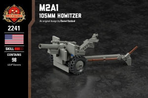 M2A1 - 105mm Howitzer