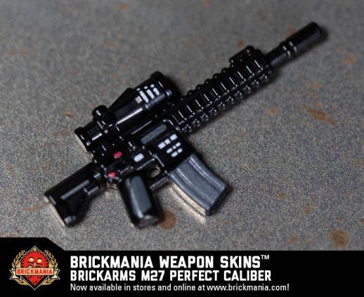 Brickmania® Perfect Caliber™ BrickArms® M27 IAR