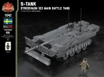S-Tank - Stridsvagn 103 Main Battle Tank