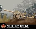 Pak 40 - Anti-Tank Gun