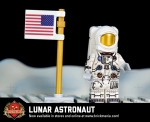 Lunar Astronaut